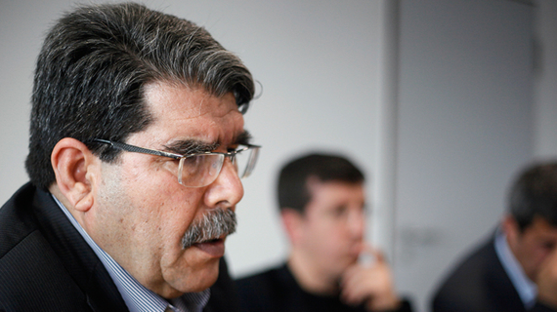 صالح مسلم رئيس حزب الاتحاد الديمقراطي الكردي