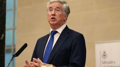 بريطانيا: 5% فقط من الضربات الروسية بسوريا تستهدف داعش