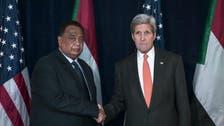 لقاء وزاري نادر بين السودان والولايات المتحدة