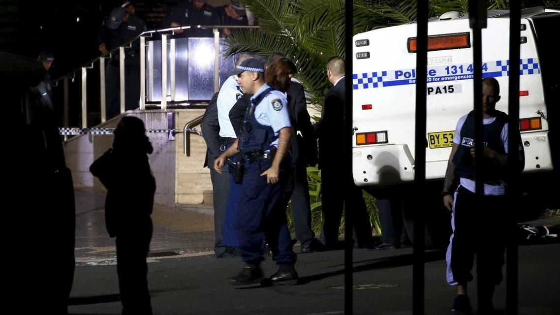 أستراليا - إرهاب - سيدني