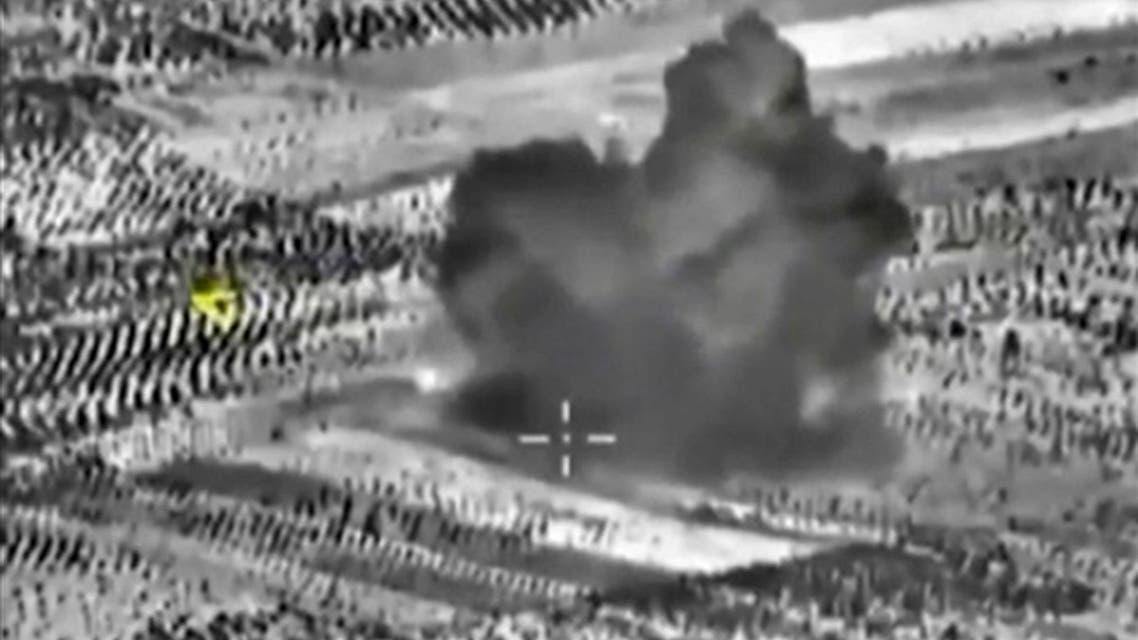 ضربات روسية في سوريا 3