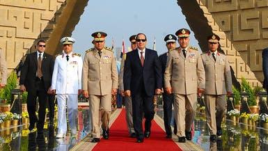 مصر تبدأ الاحتفال بانتصارات أكتوبر