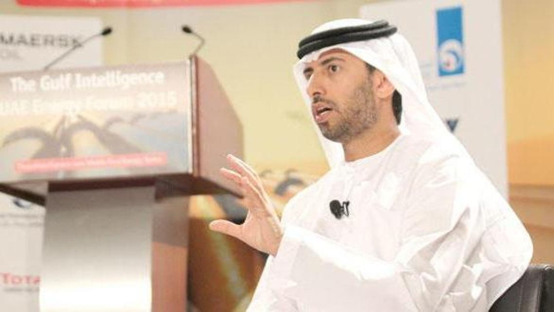 سهيل المزروعي وزير الطاقة الإماراتي