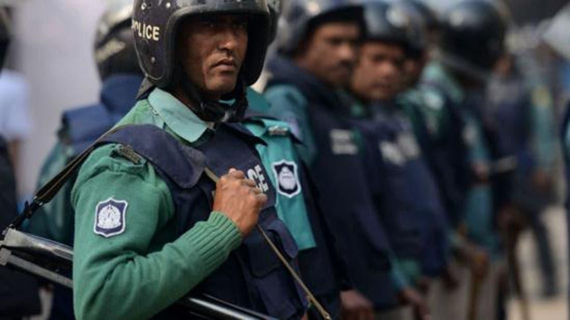 الشرطة البنغلادشية