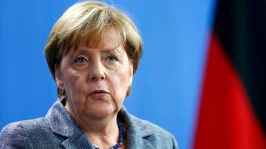ميركل: محادثات فيينا خطوة صغيرة نحو حل سياسي بسوريا
