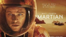 'The Martian' rockets to the top with $55 million box office debut