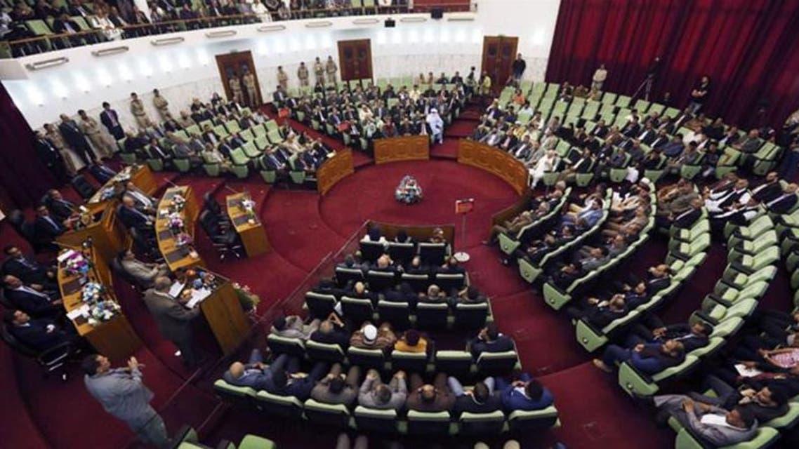 libyan palrliament reuters