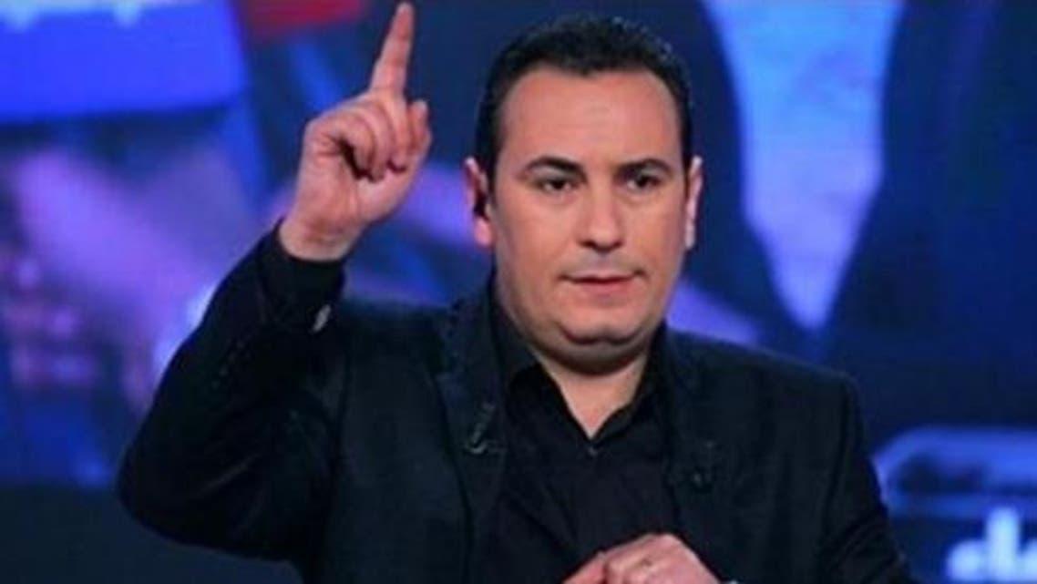 الإعلامي التونسي، معز بن غربية