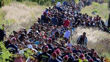 #ألمانيا تتوقع تدخل حرس الحدود الأوروبي في الأزمات