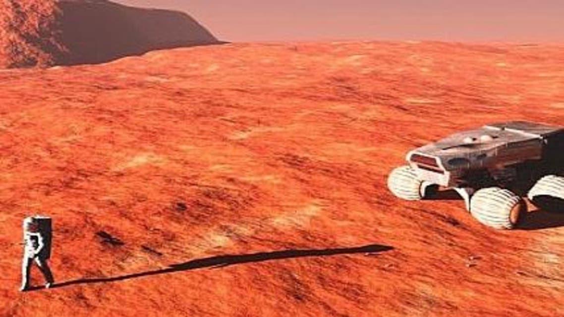 """فيلم """"ذا مارشان"""" يناقش قدرة الإنسان على العيش في كوكب المريخ"""