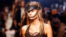 From nudity to origami, Paris fashion week has it all