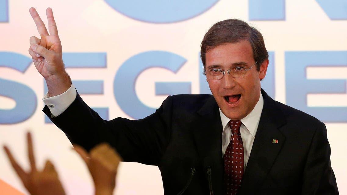 بيدرو باسوس كويلو يفوز في انتخابات البرتغال