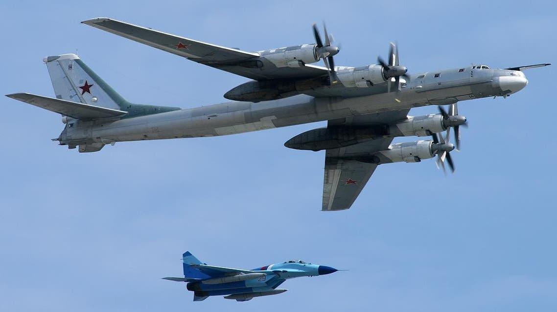 طائرات عسكرية روسية