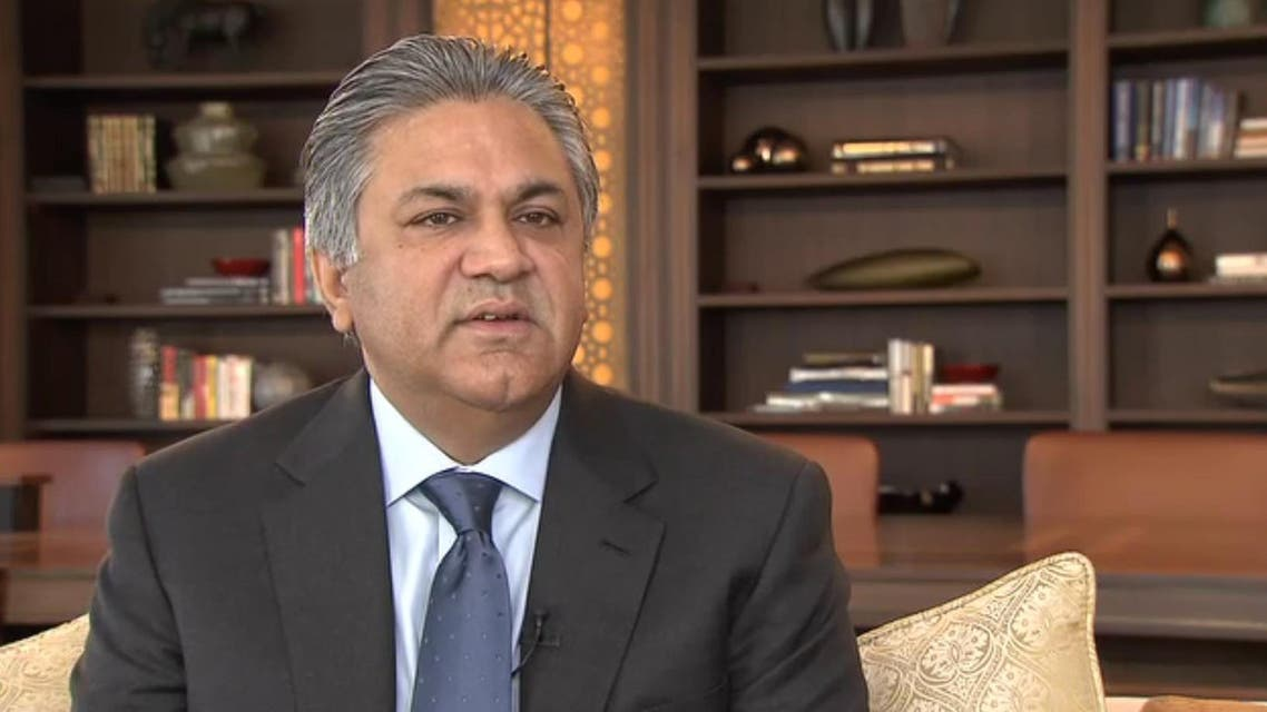 Arif Naqvi, the Founder and Group Chief Executive of The Abraaj Group. (Photo courtesy: Abraaj)
