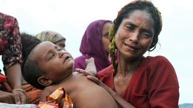 نصف مليون من الروهينغا لجأوا لبنغلادش خلال 3 أسابيع