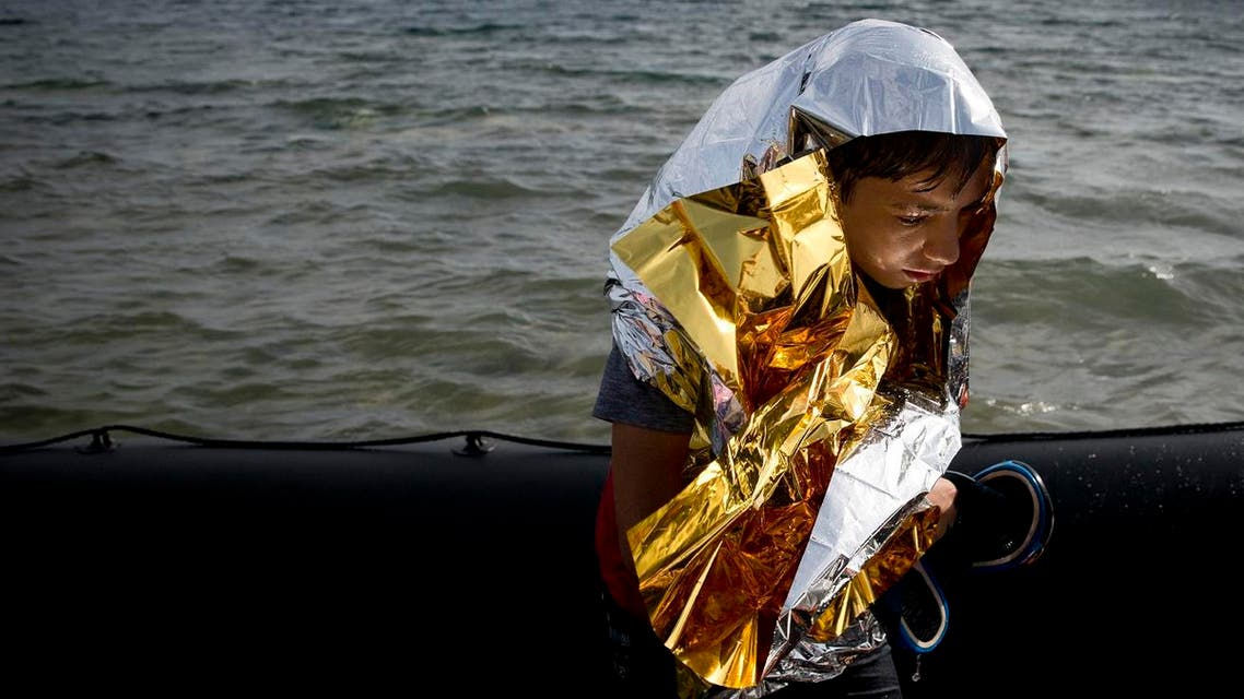 Three Italian vessels and one ship each from Britain and Ireland were involved in the rescue effort. (File photo: AP)
