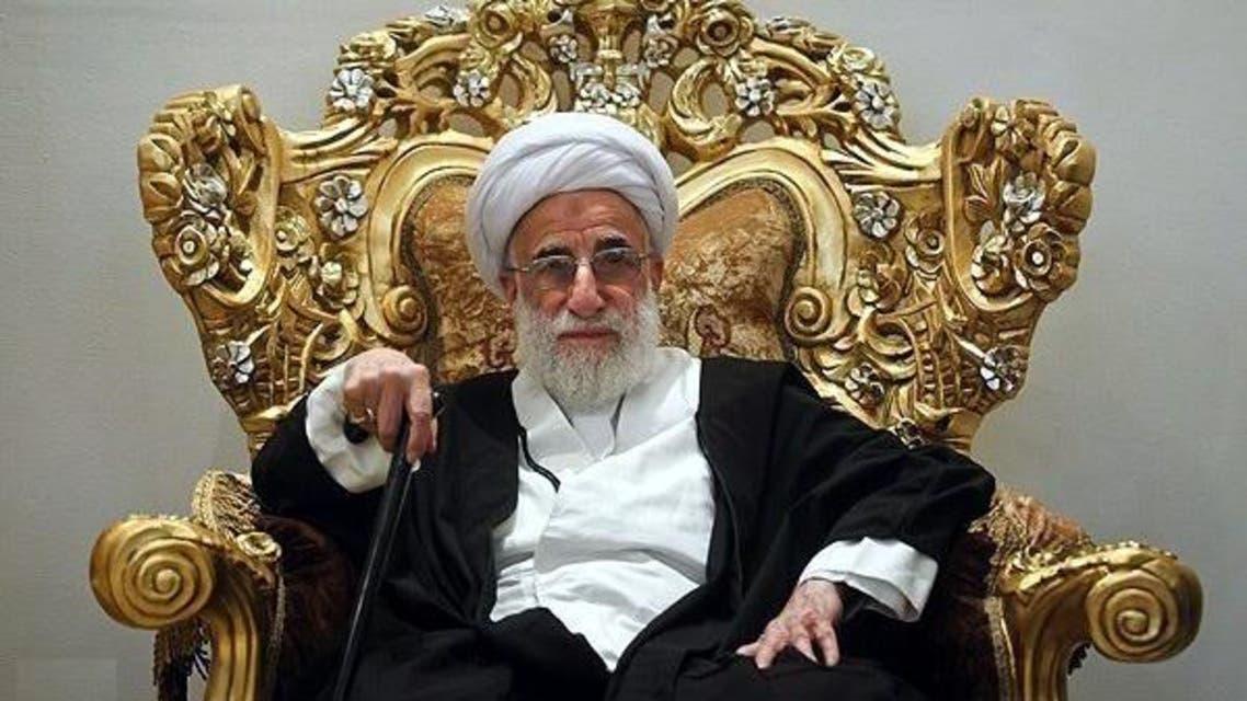 رئيس مجلس صيانة الدستور الإيراني آية الله أحمد جنتّي