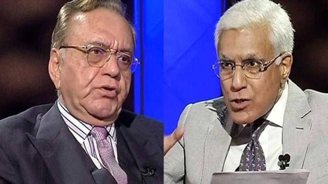 Karan-thapar And K Qasuri