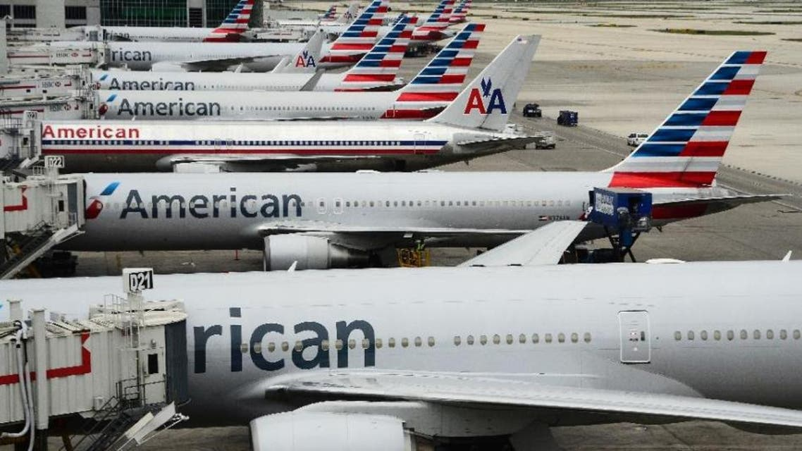 american airlines afp