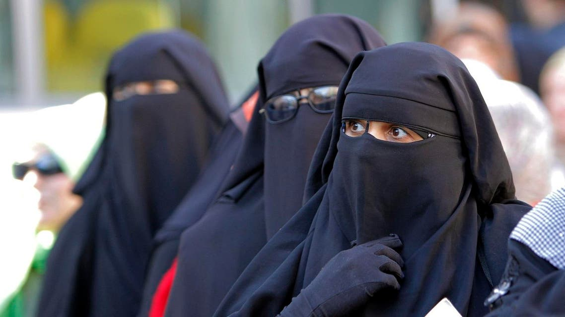niqab AP