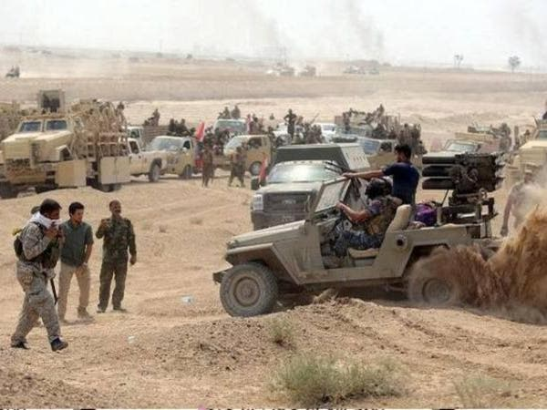"""العراق: """"داعش"""" ينهار والقوات تتقدم لتحرير الرمادي"""