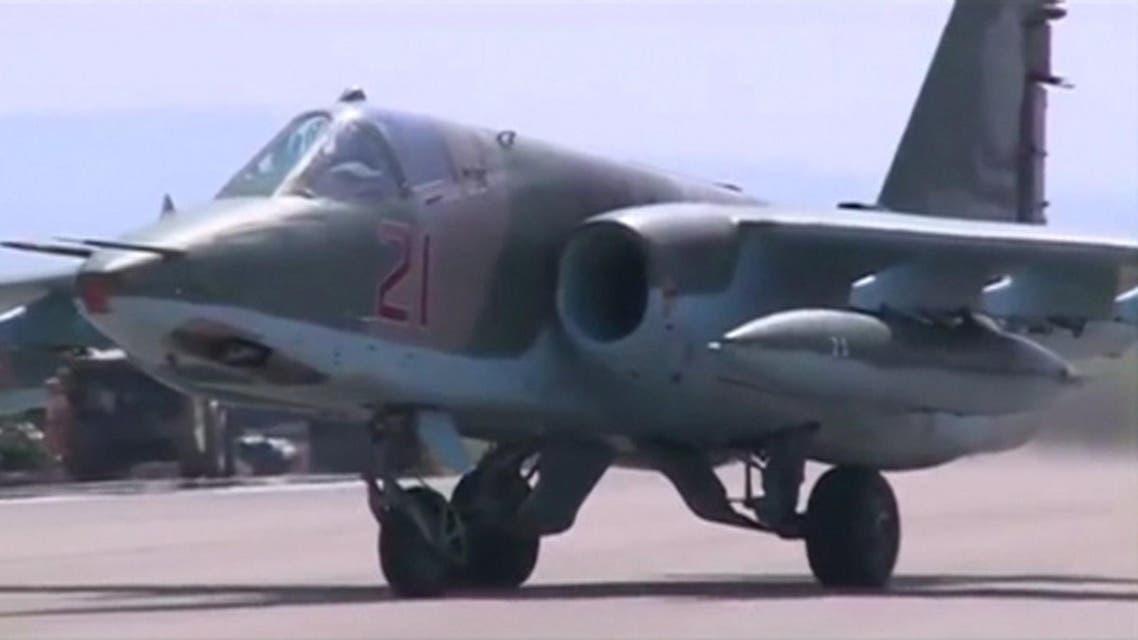 مقاتلة روسية 3