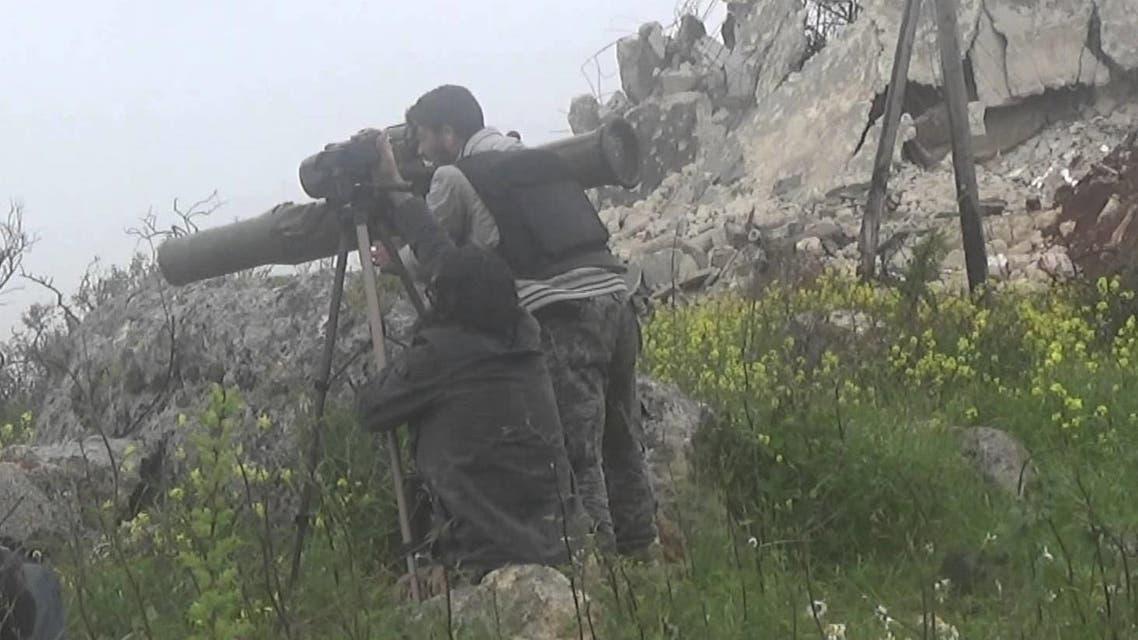 لواء صقور الجبل حلب