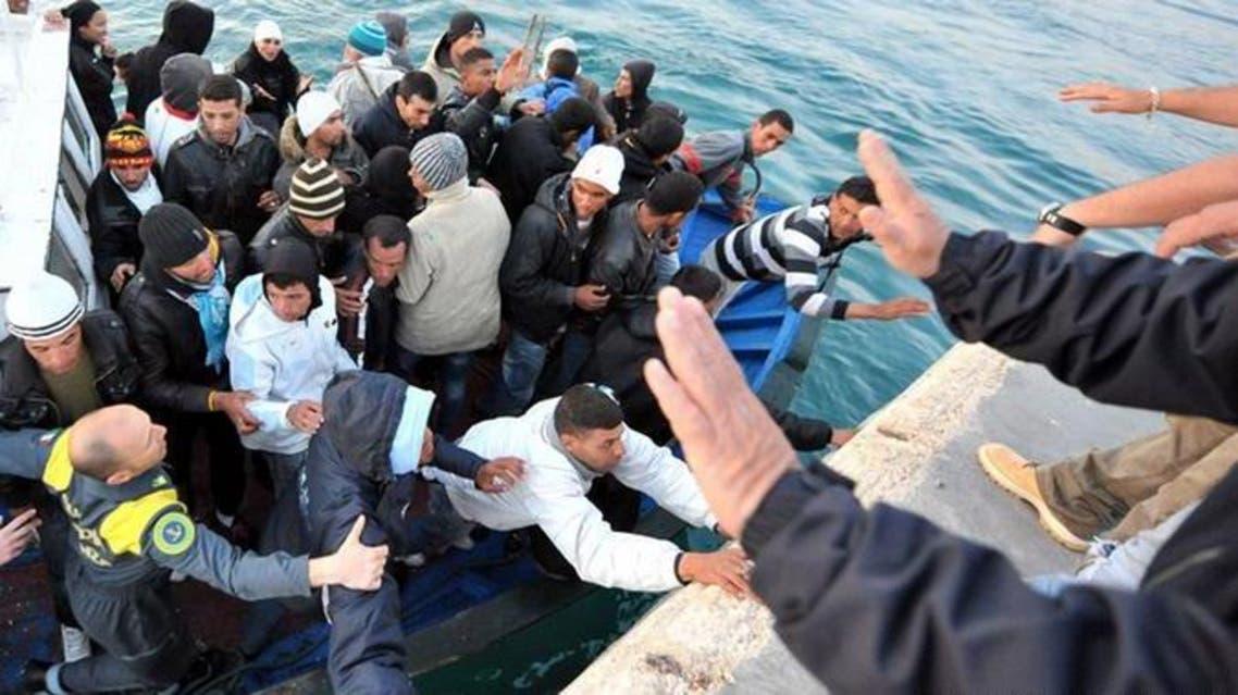 هجرة - لجوء -أوروبا