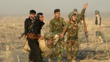 Kurds: ISIS used mustard agent in Iraq