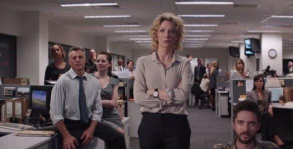 كيت بلانشيت في الفيلم