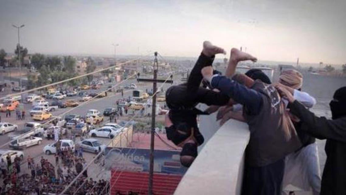 داعش يعدم 4 بتهمة المثلية بالعراق
