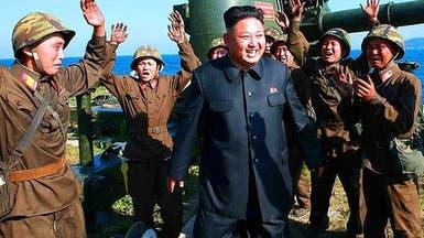 دكتاتور كوريا يقيم احتفالات ظهرت تحضيراتها من الفضاء