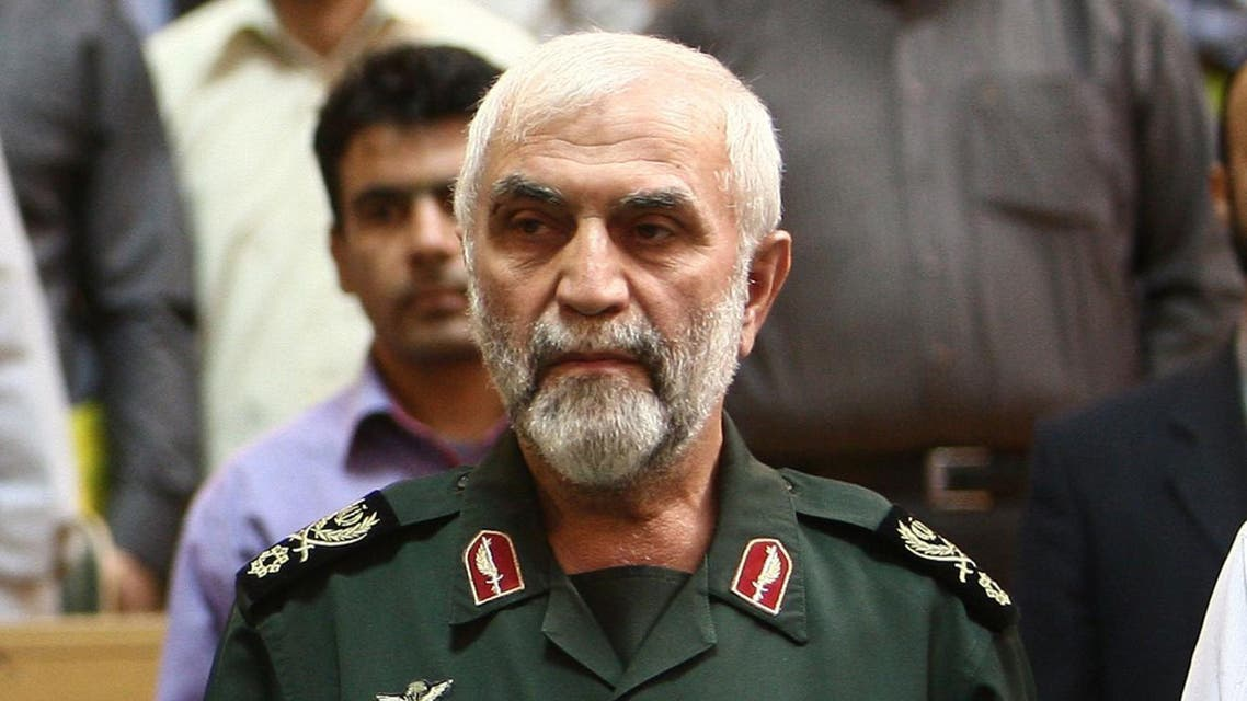 Hamedani was a veteran of the 1980-88 Iran-Iraq war and was  made deputy chief commander of the elite forces in 2005. (File photo: AFP)