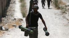 U.S. pulls the plug on Syria rebel training program