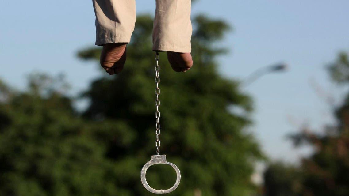 معظم المعدومين في ايران صدرت بحقم أحكام لتجارتهم بالمخدرات احكام الاعدام
