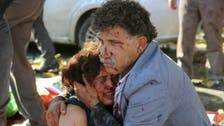 Twin explosions kill at least 95 at Ankara peace rally