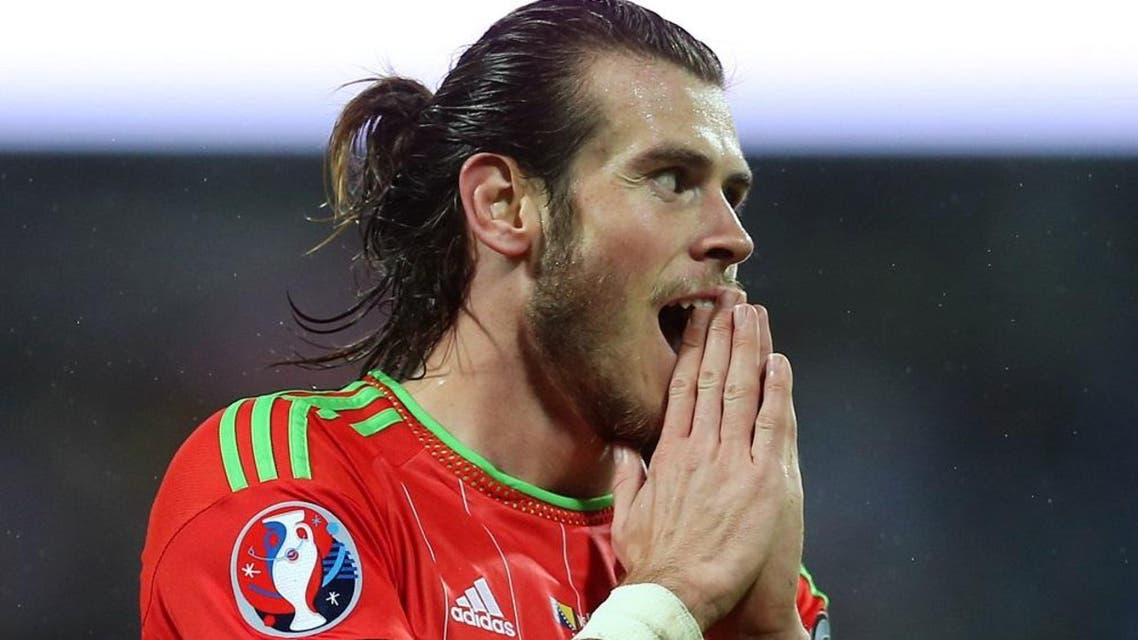 Bosnia & Herzegovina v Wales - UEFA Euro 2016 Qualifying Group B - Stadion Bilino Polje, Zenica, Bosnia & Herzegovina - 10/10/15 Wales' Gareth Bale reacts Action Images via Reuters / Matthew Childs Livepic