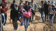 Israeli fire kills two Palestinian teens in Gaza clashes