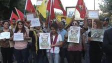 تظاهرة ضد حزب بارزاني تنتهي بقتيل و6 جرحى