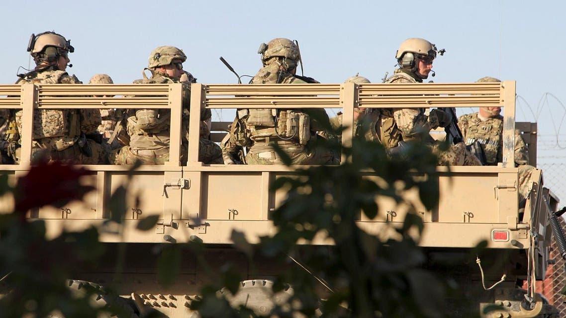 قوات الناتو - أفغانستان