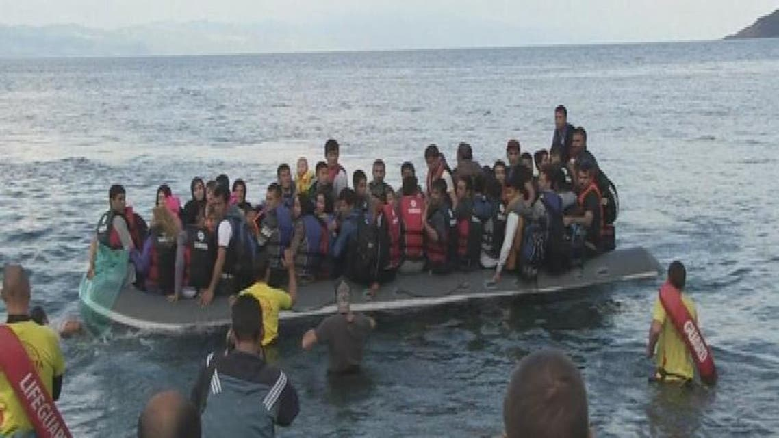 THUMBNAIL_ غرق 10 مهاجرين غير شرعيين في المياه المصرية