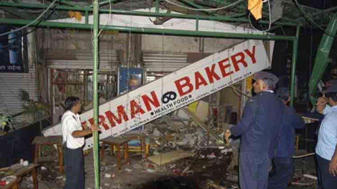 انفجار ارهابي قديم في الهند