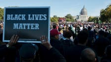 Black Americans gather on 20th anniversary of 'million man march'