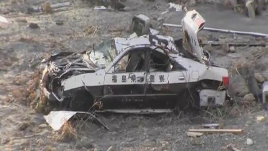 THUMBNAIL_ قرية متضررة من حادث فوكوشيما هجرها البشر وكستها الطبيعة