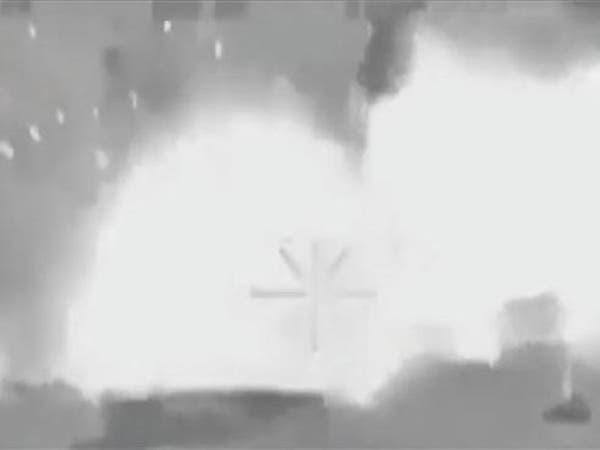 روسيا هاجمت 1097 هدفاً سورياً منذ بداية 2016