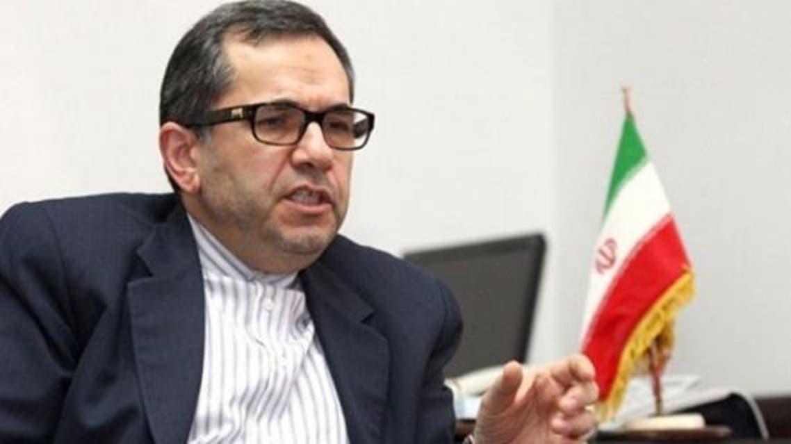 مساعد وزير الخارجيةا لإيراني للعلاقات الأوروبية والدولية، مجيد تخت روانجي