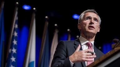 """#الناتو مستعد لـ""""مساعدة"""" حكومة وحدة وطنية في ليبيا"""