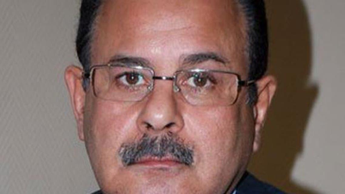 وزير الداخلية المصري اللواء مجدي عبد الغفار