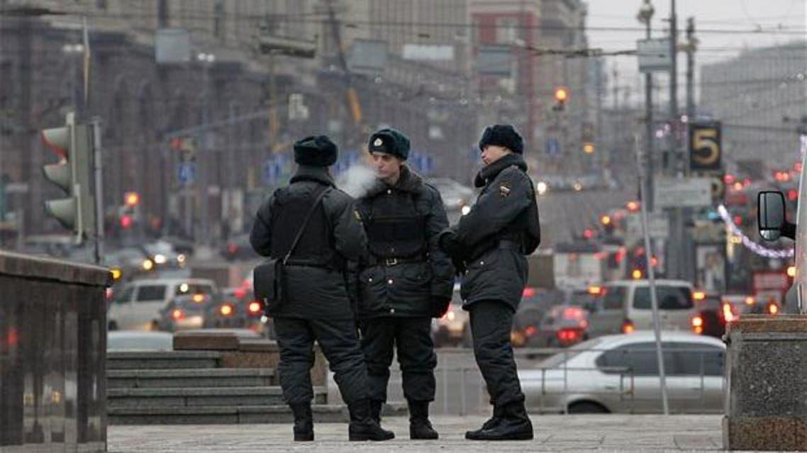 الشرطة الروسية - روسيا شرطة 3