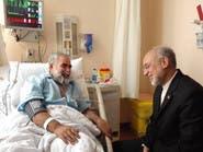 """نائب إيراني يهدد صالحي """"بالدفن حياً أسفل إسمنت أراك"""""""